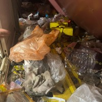 Taiwan's highest mountains heavily littered with garbage from hikers