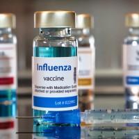 美國研究:接種流感疫苗可降低24%染新冠機率