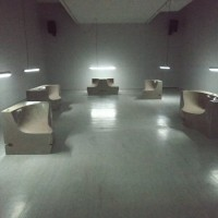 Taipei Fine Arts Museum transformed into nightclub by artist
