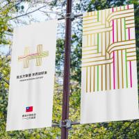 像晶片?台灣國慶主視覺搶先看 設計師馮宇打造「金陽雙十」網評價兩極