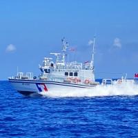 Taiwan Coast Guard adds new ship to protect east coast