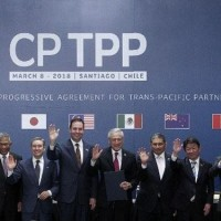 Think tank calls on Taiwan to join the CPTPP before China does