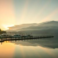 Photo of the Day: Sunrise over Taiwan's Sun Moon Lake