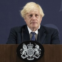 Boris Johnson says backing US 'only way forward' to address Taiwan Strait challenges