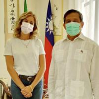 Italian scholarship recipient looks forward to life in Taiwan