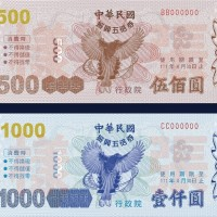 Taiwan unveils new stimulus vouchers