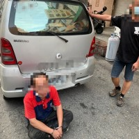 Taiwanese man wanted for attempted murder nabbed for seatbelt violation