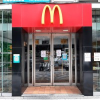 Taipei McDonald's closes after worker tests positive for COVID