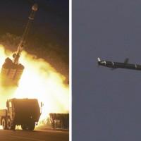 北韓不甩美國施壓 試射花2年開發最新遠程巡航導彈