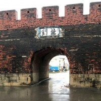 Taiwanese truck driver in legal jam after damaging old city wall
