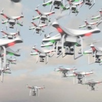 China developing advanced tactics for thousand-strong drone swarms: Kosovar military officer