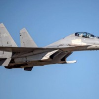 Two Chinese fighter jets enter Taiwan's ADIZ