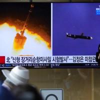 北韓今疑似試射2枚彈道飛彈 今年以來第五次!