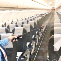 Jet cabin cleaner tests positive for Delta variant in Taiwan's Taoyuan Airport