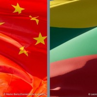 立陶宛遭中打壓衝擊貿易進出口 國際紛紛發聲力挺