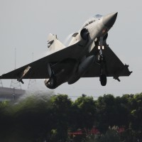 Taiwan and France's Dassault sign service agreement for Mirage jets