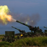 Taiwan closely observed Chinese military drills