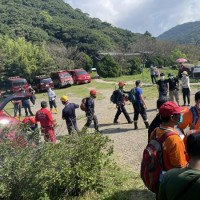 Hiker missing in Taiwan's Yangmingshan National Park for 16 days
