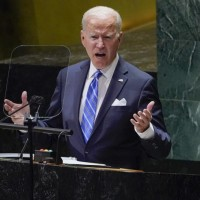 拜登首次聯大演說 強調「不追求新冷戰」