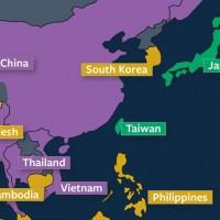 Taiwan ranks 5th for internet freedom, China last