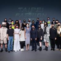 整個台北都是伸展台!台北時裝週SS22時尚藝術跨界走秀 開幕大秀5G異地共演