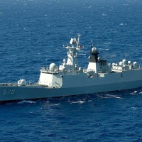Taiwan monitors Chinese missile frigates near southeast coast
