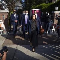 美中各退一步 華為小公主孟晚舟軟禁三年終獲釋