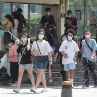 台灣指揮中心27日公布防疫鬆綁措施 陳時中:口罩仍要戴好