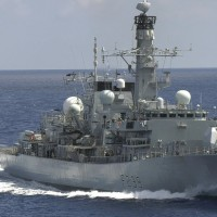 'Evil intentions': China denounces British warship passing through Taiwan Strait