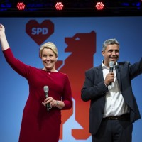 【德國世紀大選】左派社民黨以1.6% 險勝梅克爾保守派陣營