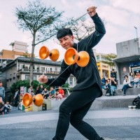 Street performer carnival to take place in Taiwan's Keelung
