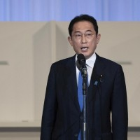 Taiwan congratulates Japan's presumptive prime minister on victory