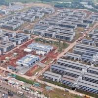 China builds massive 46 football field-long, 5,000-room quarantine center