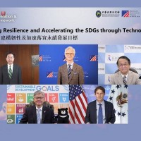 GCTF workshop highlights Taiwan's role in promoting sustainable development