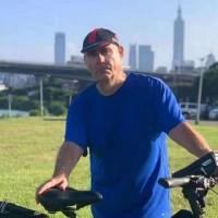 American IP monetization firm advisor makes biking part of his life in Taiwan