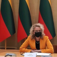 Lithuania passes bill greenlighting economic and trade office in Taiwan