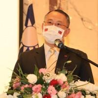 Taiwan envoy to Turkey holds National Day celebration