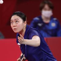 台灣女雙鄭先知與劉馨尹亞洲桌球錦標賽 晉級4強確定至少銅牌入袋