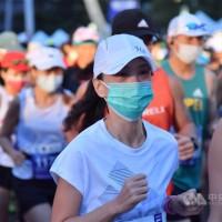 「無罩」跑起來!提供健康證明跑2021台北馬拉松 可不必戴口罩