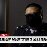 CNN: Chinese detective in exile reveals extent of torture against Uyghurs
