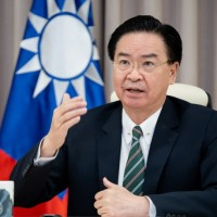 Taiwan's foreign minister Joseph Wu announces trip to Europe