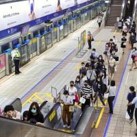 Taipei MRT losses triple to NT$3 billion due to COVID