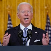 Biden says China will abide by unknown 'Taiwan agreement'