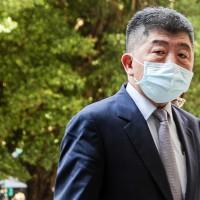 台灣高鐵將開放自由座 陳時中:下一步鬆綁運動戴口罩規範