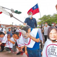 KMT's Chang Ya-chung bets NT$7 million pension on 228 Incident debate