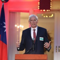 American Institute in Taiwan chairman calls Chinese threat real and imminent