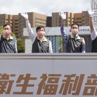 台灣10/10新增7例境外移入COVID-19確定病例 例行記者會因國慶暫停一次