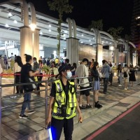 New Taipei steps up public transportation options for fireworks shows