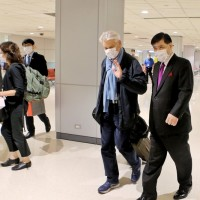 French delegation leaves Taiwan after five-day visit