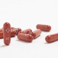 COVID-19口服藥新進展 默沙東向美國FDA尋求緊急授權